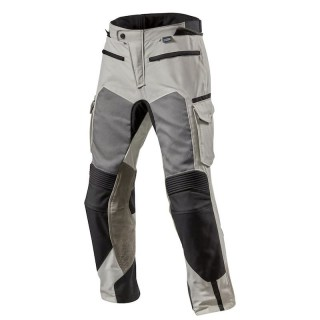 REV'IT CAYENNE PRO TROUSERS - Light Grey-Black