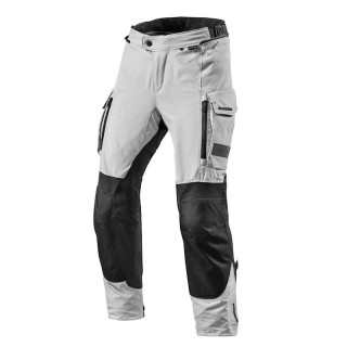REV'IT OFFTRACK TROUSERS - Black-Silver