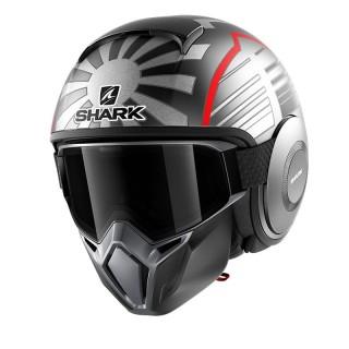 SHARK STREET-DRAK REPLICA ZARCO MALAYSIAN GP MAT - SILVER