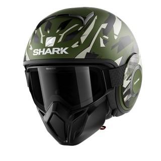 SHARK STREET-DRAK KANHJI MAT - GREEN