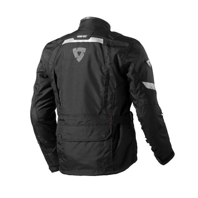 REV'IT JACKET NEPTUNE GTX BLACK - BACK