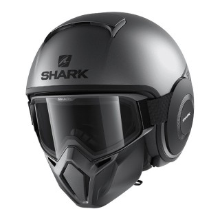 SHARK STREET-DRAK NEON MAT - GRAY