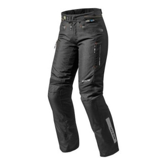 REV'IT PANTALONI NEPTUNE GTX LADIES LONG - BLACK
