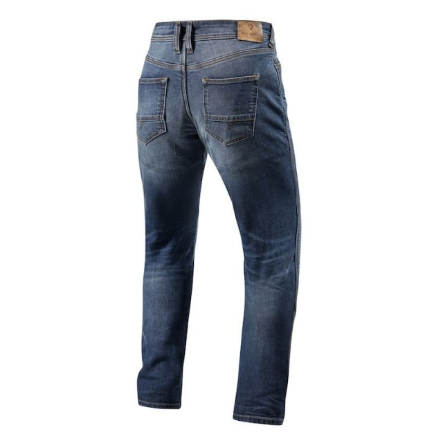 JEANS REV'IT BRENTWOOD - Light Blue Used - RETRO