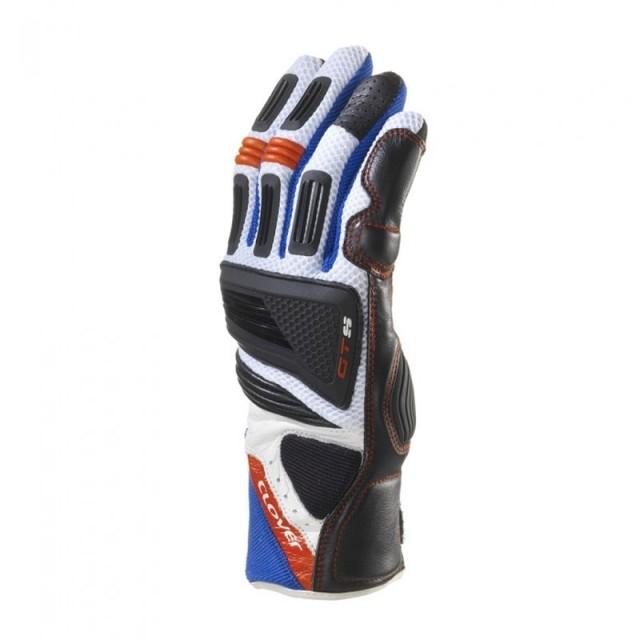 CLOVER GTS-2 BLUE - SIDE