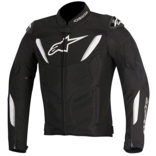 GIACCA ALPINESTARS T-GP R AIR TEXTILE JACKET - NERO