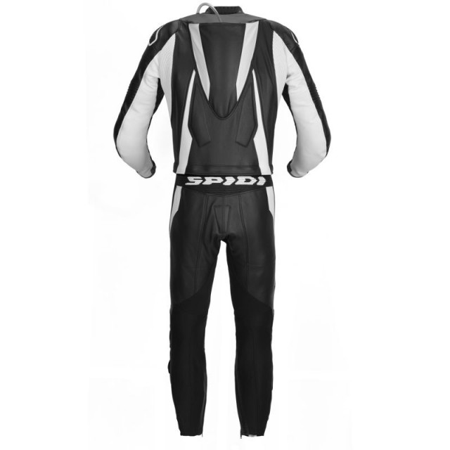 SPIDI SPORT WARRIOR TOUR BLACK - BACK