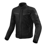 REV'IT JACKET LUCID - BLACK