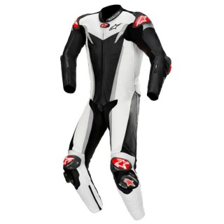 ALPINESTARS GP TECH v3 TECH-AIR - WHITE BLACK