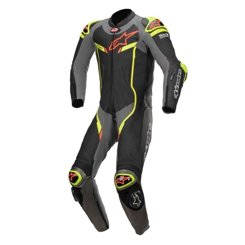 ALPINESTARS GP PRO v2 TECH-AIR - FLUO