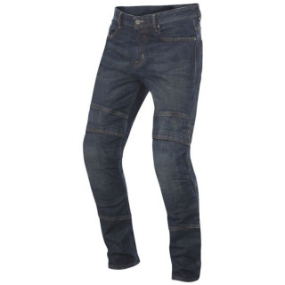 ALPINESTARS CRANK DENIM PANTS - DARK RINSE