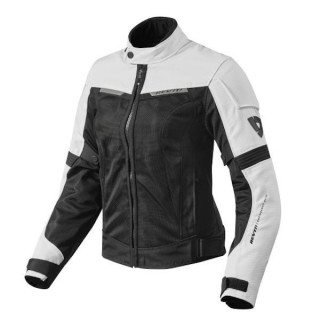 REV'IT GIACCA AIRWAVE 2 LADIES - BIANCO NERO