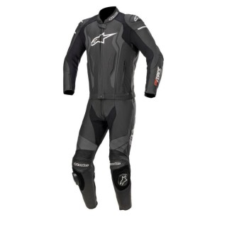 ALPINESTARS GP FORCE 2PC - BLACK