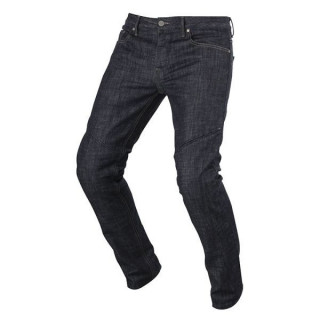 ALPINESTARS COPPER OUT DENIM PANTS - BLACK WAXED
