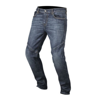 ALPINESTARS COPPER OUT DENIM PANTS - DARK RINSE