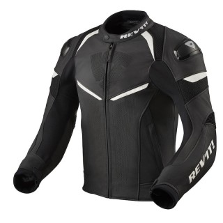REV'IT CONVEX JACKET - Black-White
