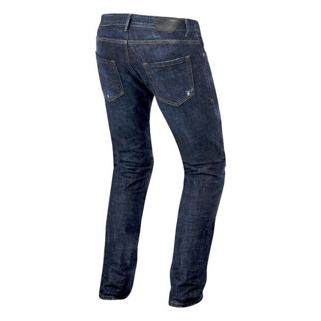 ALPINESTARS COPPER DENIM PANTS DARK RINSE - RETRO