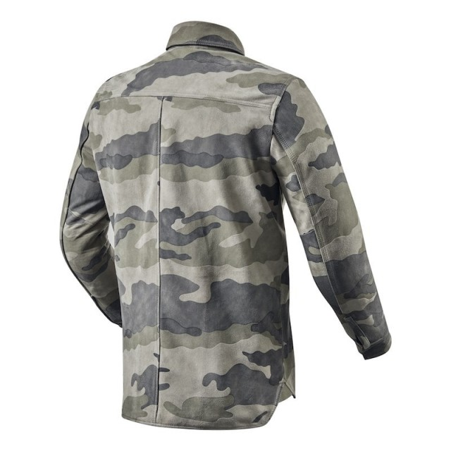 REVIT FRICTION JACKET - BACK