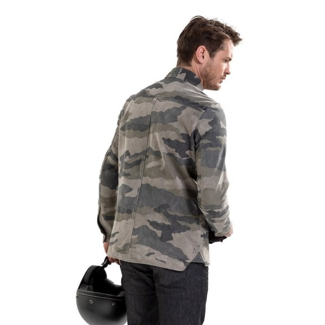 REVIT FRICTION JACKET - BACK MODEL