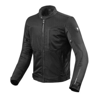 REV'IT JACKET VIGOR - BLACK