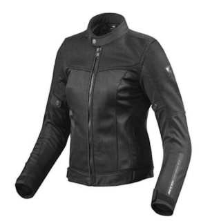 REV'IT JACKET VIGOR LADIES - BLACK
