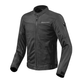 REV'IT JACKET ECLIPSE - BLACK