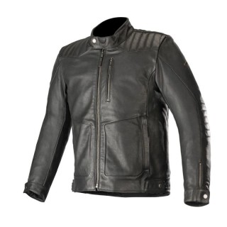ALPINESTARS CRAZY EIGHT - BLACK
