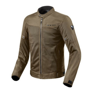 REV'IT JACKET ECLIPSE - BROWN
