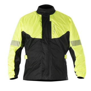 ALPINESTARS HURRICANE RAIN JACKET - YELLOW FLUO