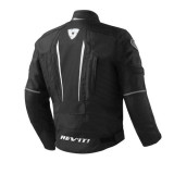 REV'IT JACKET SHIELD BLACK - RETRO