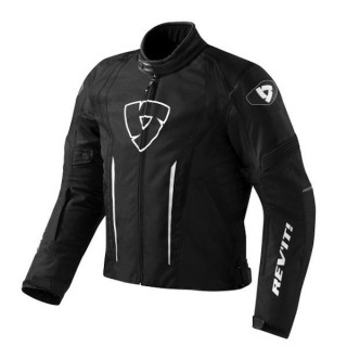 REV'IT JACKET SHIELD - BLACK