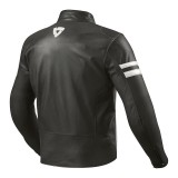 REV'IT PROMETHEUS JACKET - Black-White - BACK