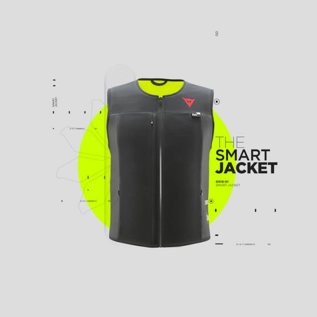 DAINESE SMART JACKET - DETAIL