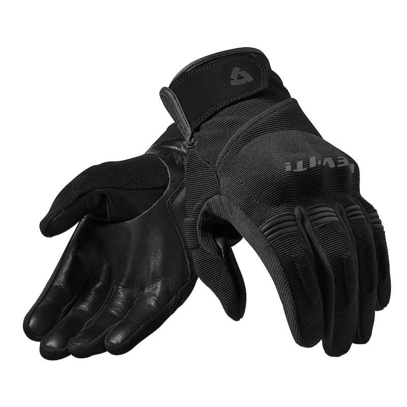 REV'IT MOSCA GLOVES - Black