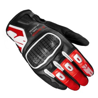 SPIDI G-WARRIOR GLOVES - RED