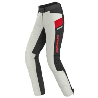 Spidi Voyager Lady Pants Red