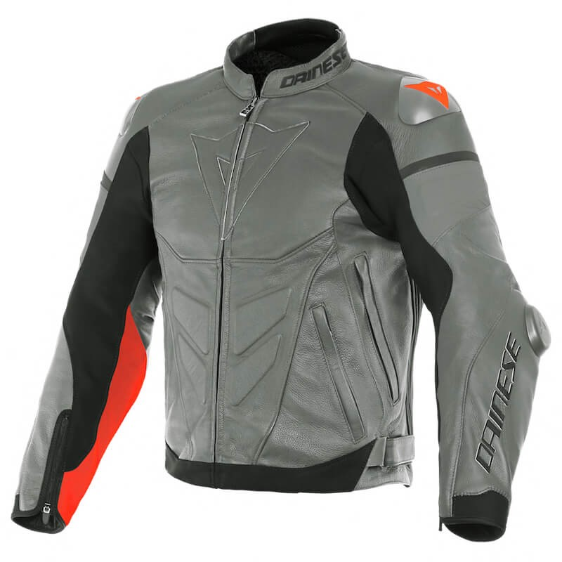 GIACCA PELLE DAINESE SUPER RACE LEATHER JACKET
