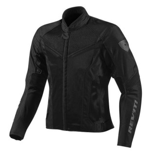 REV'IT JACKET GT-R AIR - BLACK