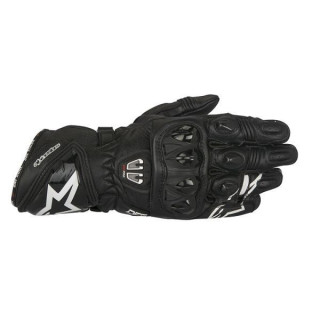 ALPINESTARS GP PRO R2 LEATHER GLOVE - BLACK
