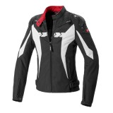 SPIDI SPORT WARRIOR TEX LADY JACKET - BLACK