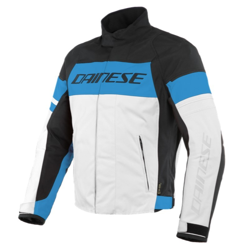 DAINESE SAETTA D-DRY JACKET - LIGHT BLUE
