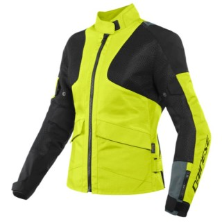 GIACCA DAINESE AIR TOURER LADY TEX - FLUO