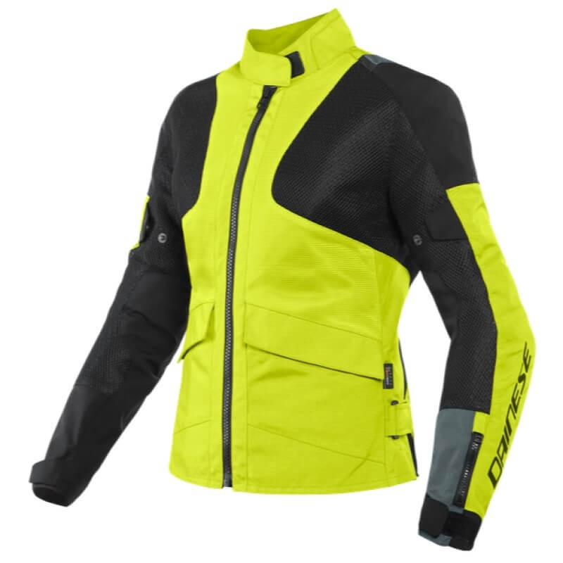 DAINESE AIR TOURER LADY TEX JACKET - FLUO