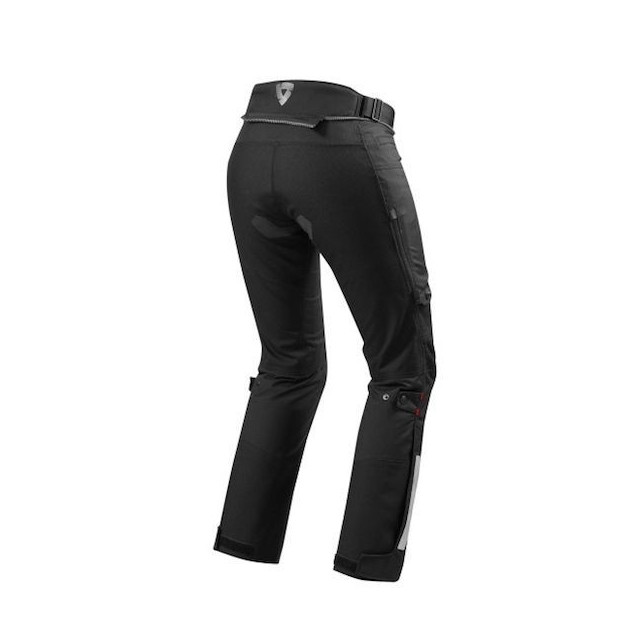 REV'IT PANTALONI HORIZON 2 DONNA BLACK - RETRO