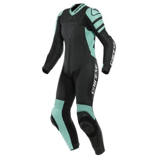 DAINESE KILLALANE 1PC PERF. LADY SUIT - ACQUA
