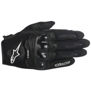 ALPINESTARS SMX-1 AIR CARBON GLOVE - BLACK