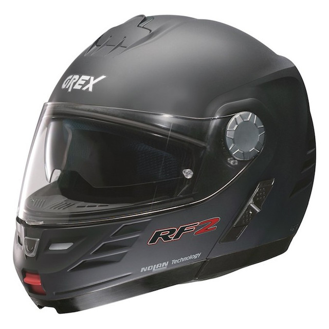 GREX RF2 Nero Opaco