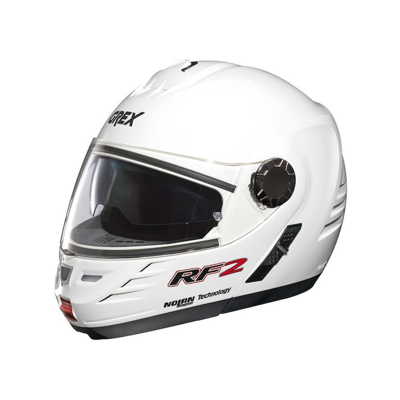 GREX RF2 White