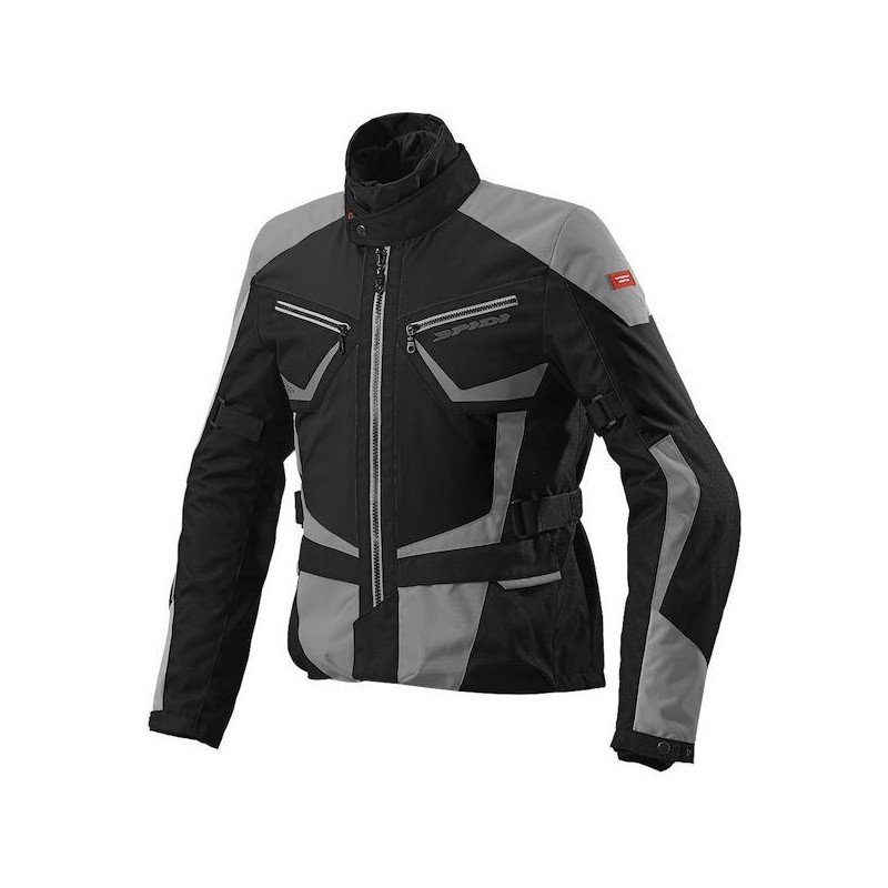 SPIDI MULTIWINTER H2OUT JACKET - BLACK GREY