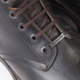 STYLMARTIN ROCKET BOOTS DARK BROWN - DETAIL